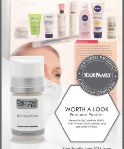 DermaFix Press Pages Your Family Inside June 2016