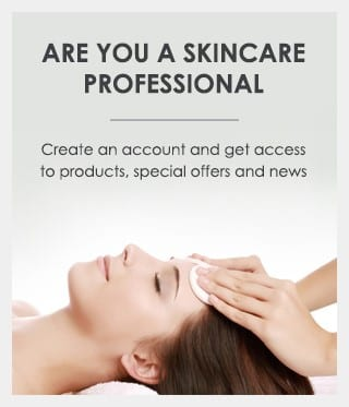Are you a skin care professional