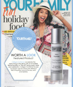 DermaFix Press Pages Your Family Jan 2017