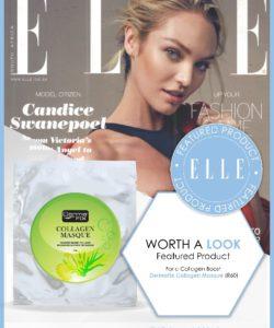 DermaFix Press Pages Elle Magazine July Aug 2016