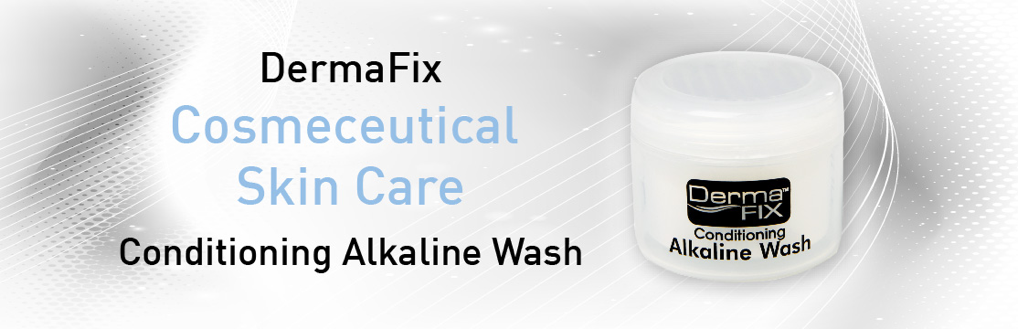 Dermafix Skin Care Conditioning Alkaline Wash