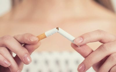 How does smoking affect my skin?