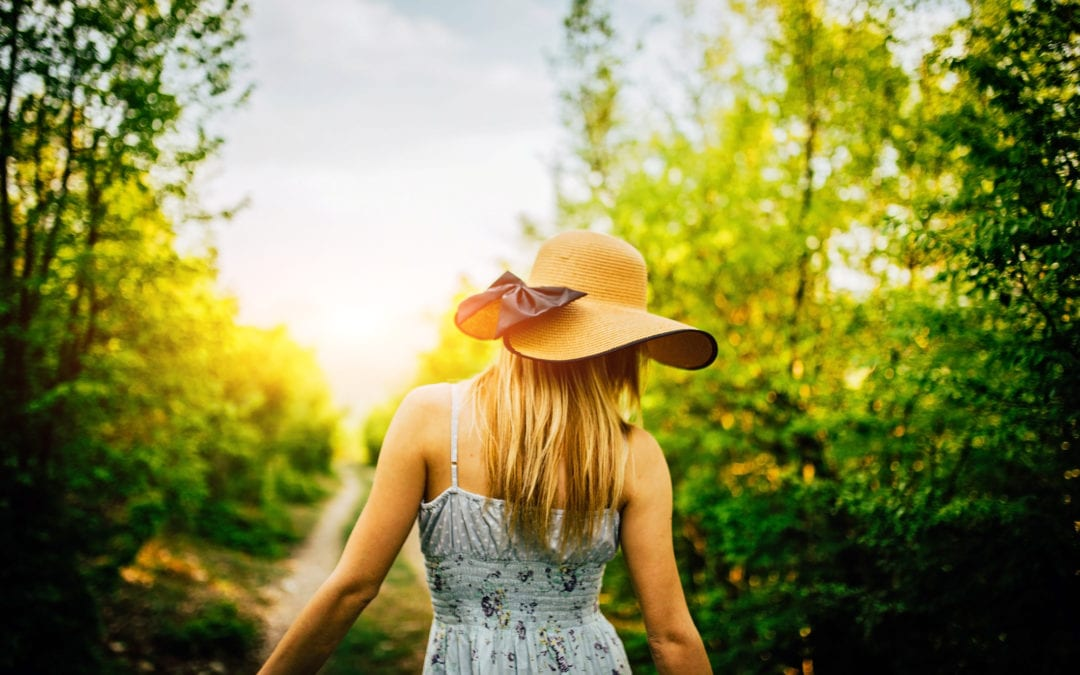 Summer Skin Care Tips for the  Prevention of Free Radical Attack