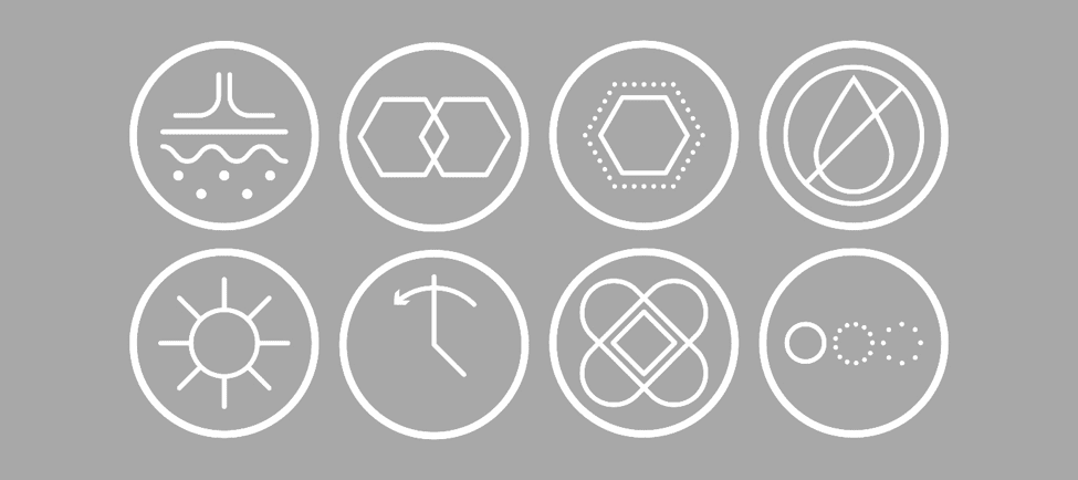 DermaFix 'Science-Centric icons'