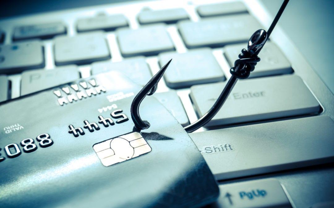 credit card phishing - DermaFix vs dermavix