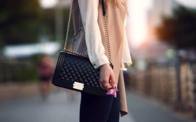 The secret to a happy handbag